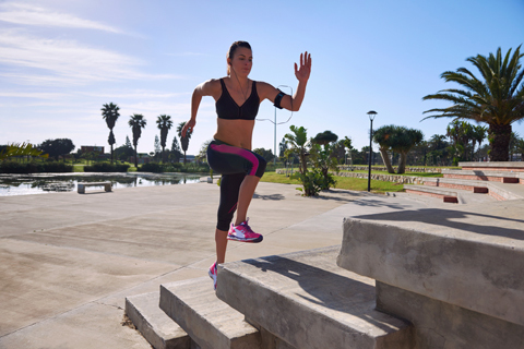 Snabbare och starkare med plyometrisk träning!