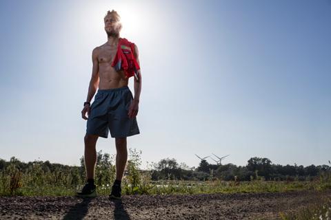 Johan Larsson – den kompromisslöse löparen