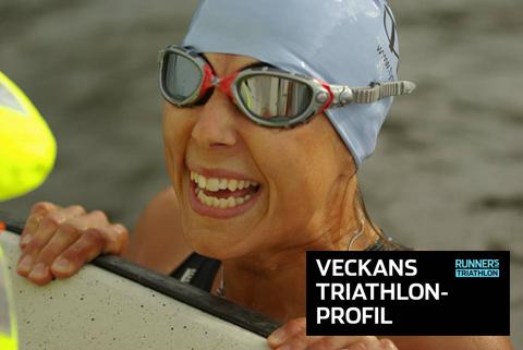 Veckans triathlet: Maria Larsson