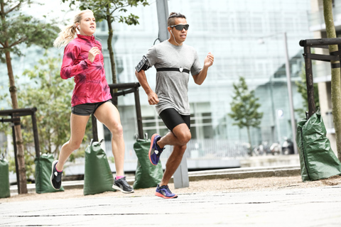 """""""Världens mest intelligenta löparpryl"""" korrar din löpteknik – i realtid!"""