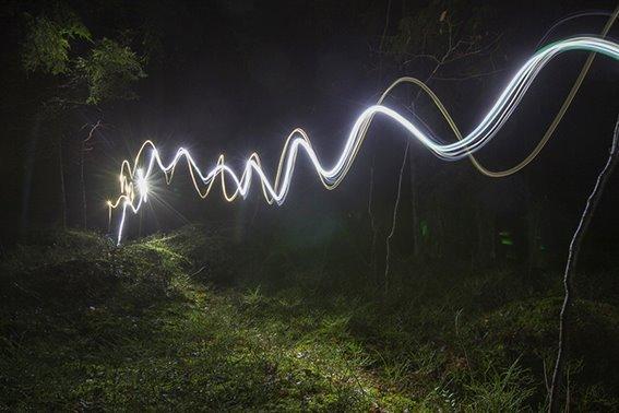 Fortfarande möjligt att anmäla dig till Night Trail Run!