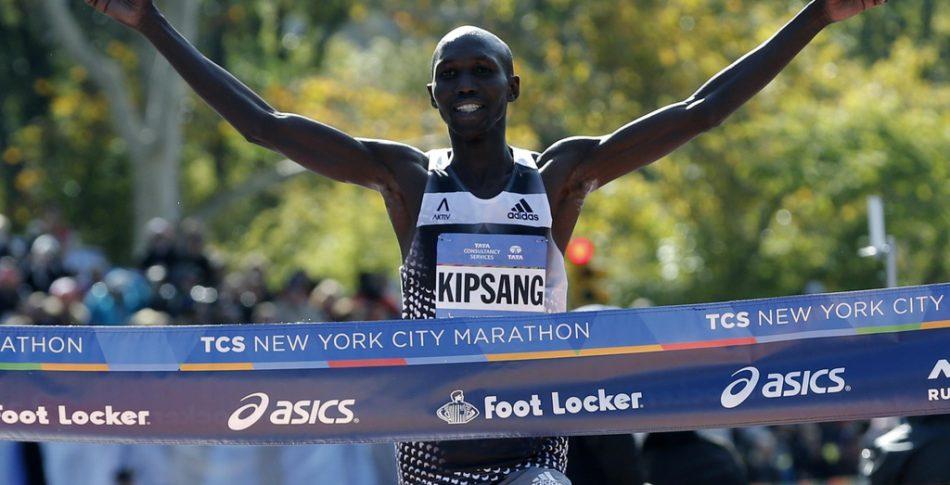 Spännande toppkamp i New York Marathon 2015