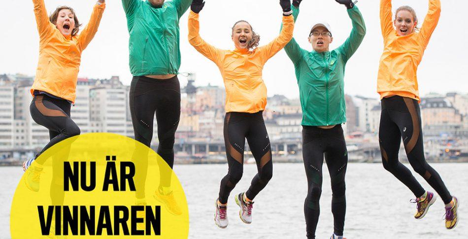 Nu vet vi vem som får springa New York City Marathon 2016!