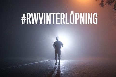 #rwvinterlöpning och våra bästa vintriga löpartips