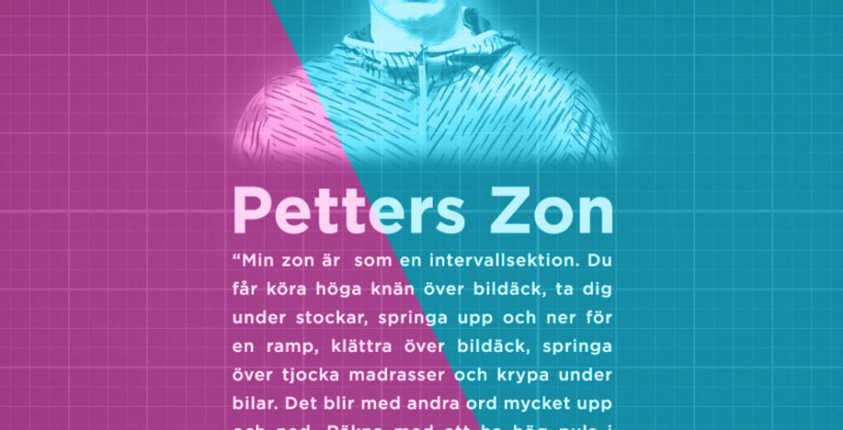 Petter avslöjar Arena Runs sista zon