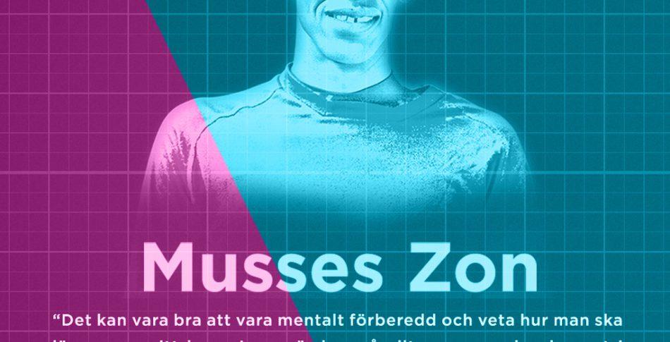 """Mustafa """"Musse"""" Mohamed om sin zon i Arena Run – passa på att boka innan prishöjningen"""
