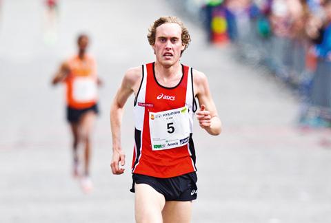 Helgläsning: Mikael Ekvalls brutala maratondebut
