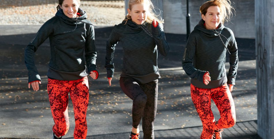 Rundays löparskola: Fulladdat med vinterlöpning!