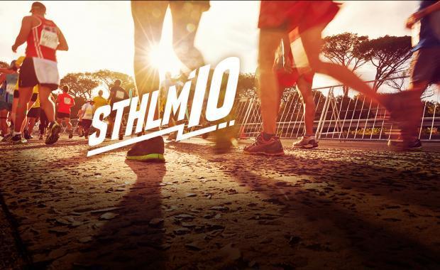 STHLM10 bjuder på sköna vyer och färgglad After Run i Rålis