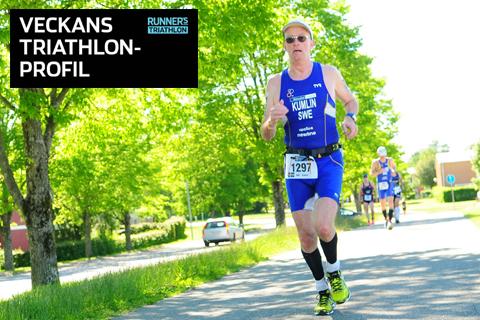 Veckans triathlet: Sven-Olov Kumlin