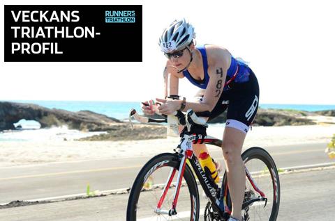Veckans triathlet: Mia Fogel