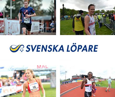 """Projektet """"Svenska löpare"""" ska få fler att springa"""