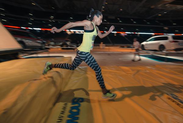 Bildspecial från helgens Arena Run