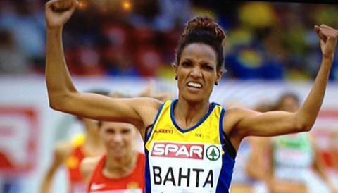 Meraf Bahta satte nytt svenskt rekord på 10 km!