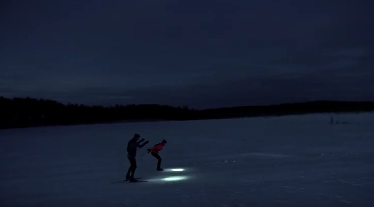 Nu kommer Nattvasan – nio mil i månskenet