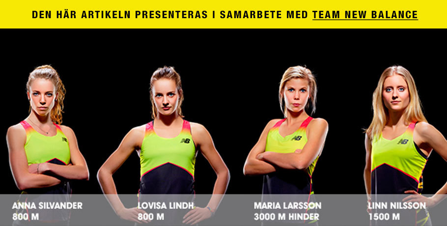 Team New Balance hittar hem hos Runnersworld.se