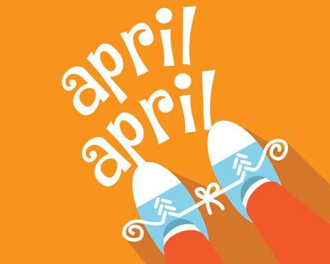 April, april – gick du på den lätta?