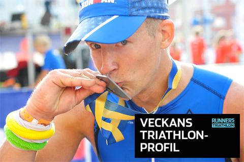 Veckans triathlet: Henrik Jansson