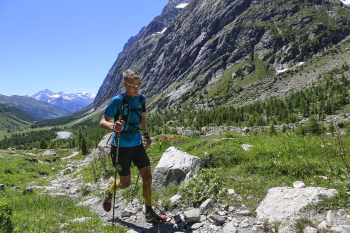 Så laddar Buud för tävling mot världselit och amatörer runt Mont Blanc