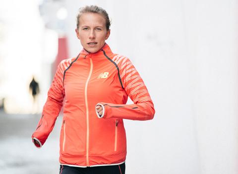 Nytt svenskt rekord av Sarah Lahti på 10 000 meter!