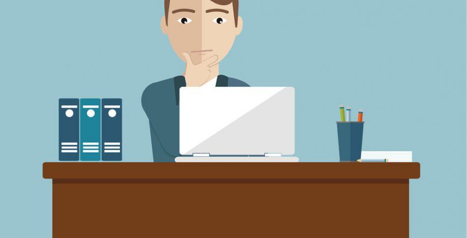Mailstrul har orsakat problem med inloggningar
