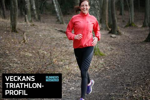 Veckans triathlet: Helena Nimbratt