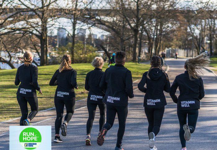Barncancerfonden startar nytt löplopp – siktar på fler deltagare än Stockholm Marathon