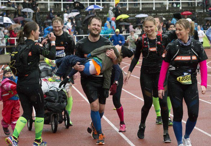 7-årige Hugo deltar i Stockholm Marathon – för tredje gången!