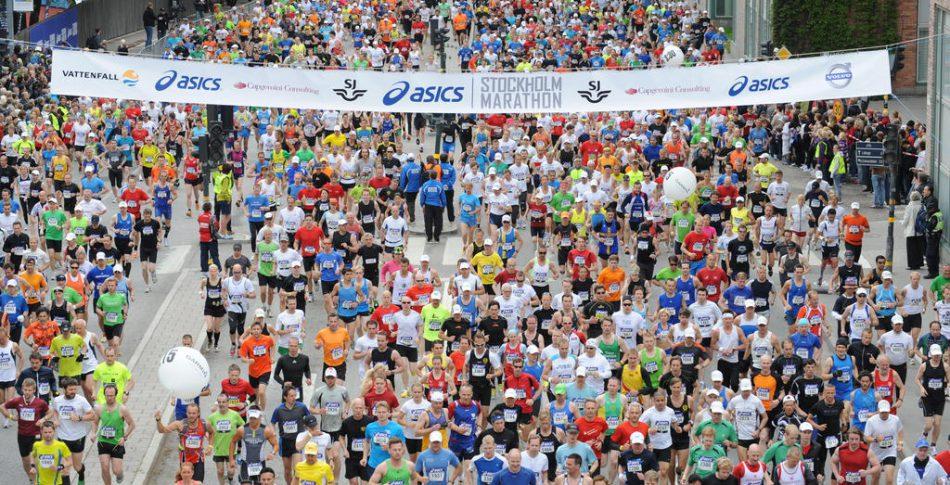 De är med i toppstriden på Stockholm Marathon