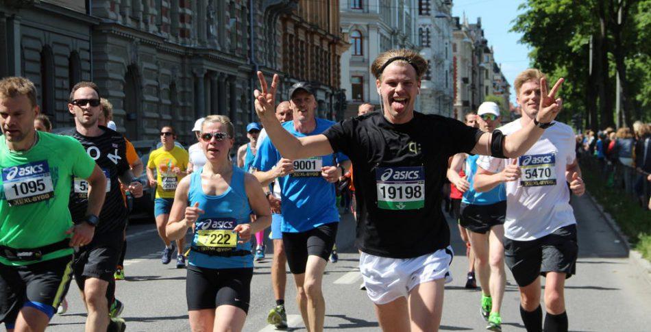 Kolla in vårt bildspel från Stockholm Marathon 2016!