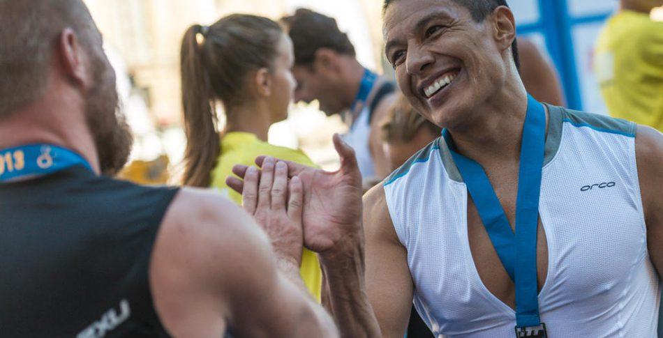 Häng med på den stora triathlonfesten!