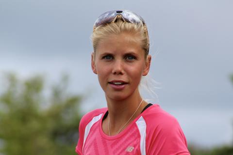 Maria Larsson om SM-guldet och den tuffa vägen dit