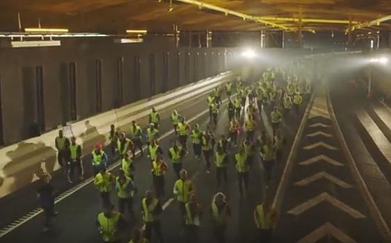 Nu kommer Tunnel Run Citybanan!