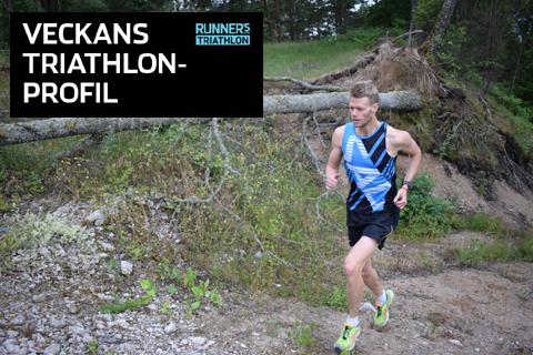 Veckans triathlet: Jonathan Flod