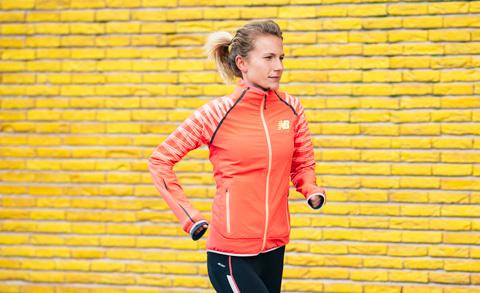 Sarah Lahti laddar för OS-start!