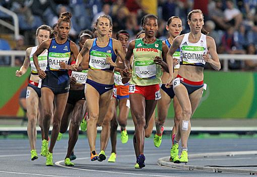 OS: En utmärkt sjätteplats för Bahta på 1500 meter