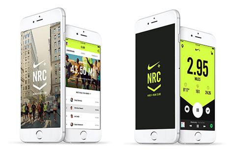 Banbrytande uppdateringar i nya Nike+ Run Club-appen