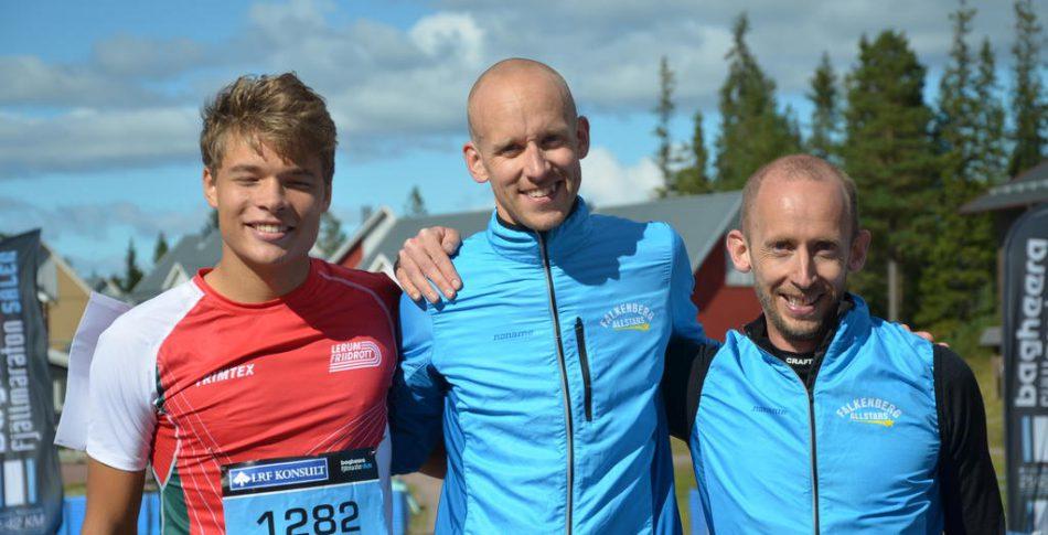 Överraskande segrare i Fjällmaraton Sälen