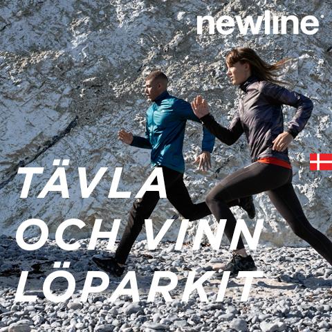 Tävla och vinn löparkit från Newline!