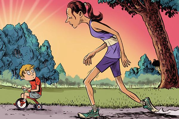 När du ska springa – och inte springa