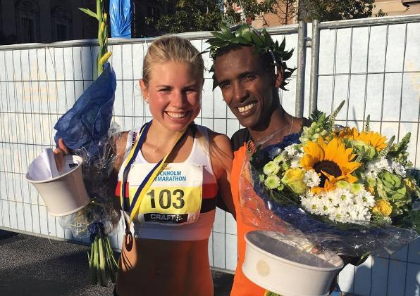 Skön seger för Musse i Stockholm Halvmarathon