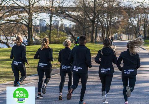 Spring för Barncancerfonden: Här arrangeras Run of Hope närmast dig!