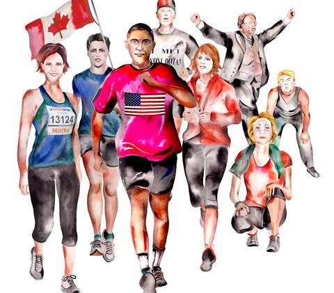 Löpning – en maktfaktor!