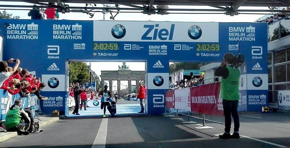 Bekele vann på världstid och Ekvall bästa europé i Berlin Marathon