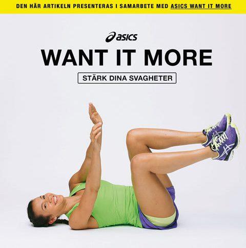 5 smarta övningar som stärker upp alla dina svagheter