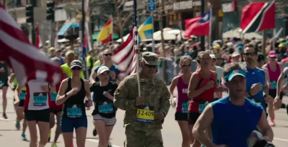 Här är första trailern för filmen om bomberna vid Boston Marathon