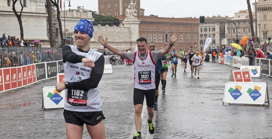 10 knasiga saker som händer alla som precis sprungit ett marathon
