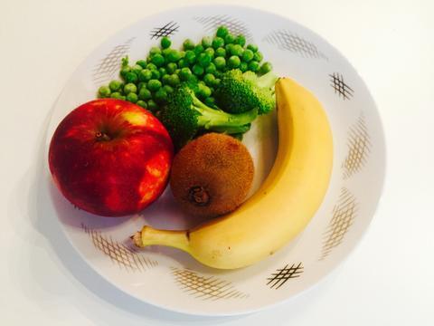 Hur mycket frukt och grönsaker behöver man på en dag? Dietisten visar!