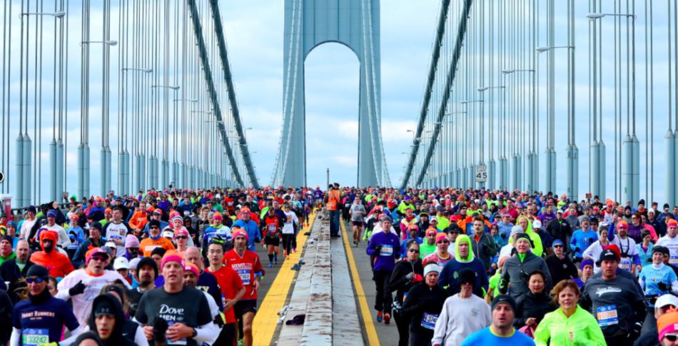 9 roliga fakta om New York Marathon!