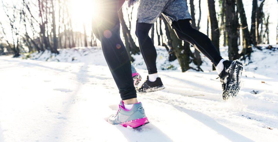 Så tränar du bäst på snö – tänk på det här!